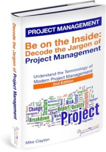Book cover of Project Management Jargon